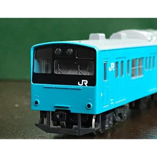 カトー(KATO`)のKATO 10-373 201系 スカイブルー 京阪神緩行線色 7両セット(鉄道模型)