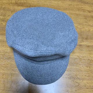 ジーユー(GU)の帽子(ハンチング/ベレー帽)