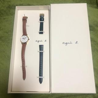 アニエスベー(agnes b.)のagines b. 時計(腕時計)