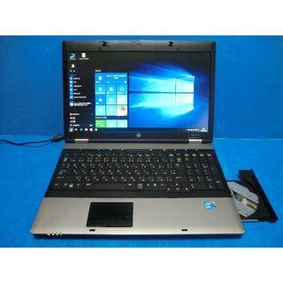 HP - ★Win10/ HPノートパソコン ProBook 6550b ★