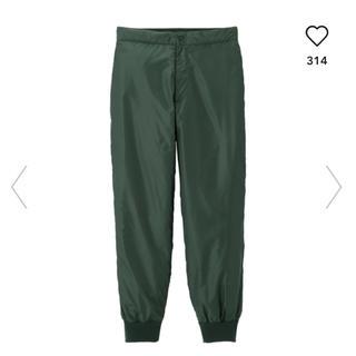 ジーユー(GU)のジーユー キムジョーンズ  中綿 ジョガーパンツ パンツ GU gu コラボ(その他)