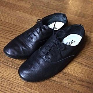 レペット(repetto)のrepettoのレースアップ ジジ(ローファー/革靴)