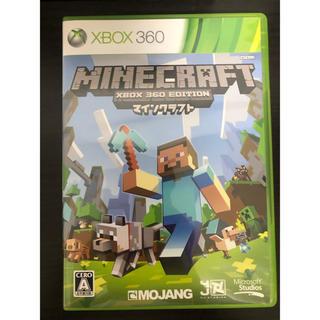 Xbox360 - MINECRAFT XBOX360 EDITION