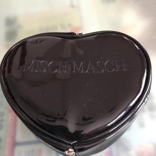 ミッシュマッシュ(MISCH MASCH)のミッシュマッシュ ハート型 ポーチ(ポーチ)