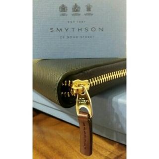 スマイソン(Smythson)の【新品】スマイソン メンズ バッグ パソコンバッグ smythson (ビジネスバッグ)