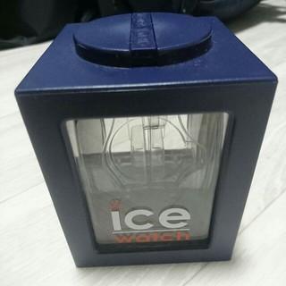 アイスウォッチ(ice watch)のアイスウォッチ ケース 貯金箱(置物)