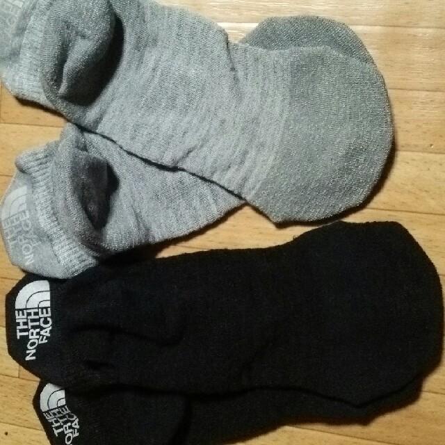 THE NORTH FACE(ザノースフェイス)のノースフェイス 靴下セット メンズのメンズ その他(その他)の商品写真