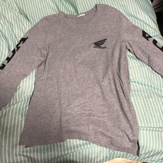 ジーユー(GU)のロングTシャツ HONDA(Tシャツ/カットソー(七分/長袖))