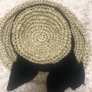 カシラ(CA4LA)の麦わら帽子(麦わら帽子/ストローハット)