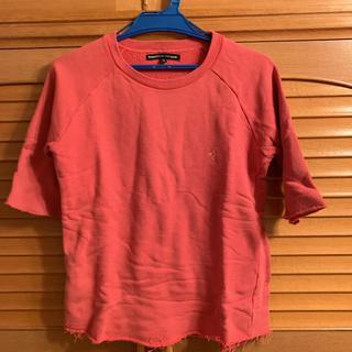 バックボーンザベイシス(BACK BONE THE BASIS)のバックボーン ユーズドデザインカットソー(Tシャツ/カットソー(半袖/袖なし))