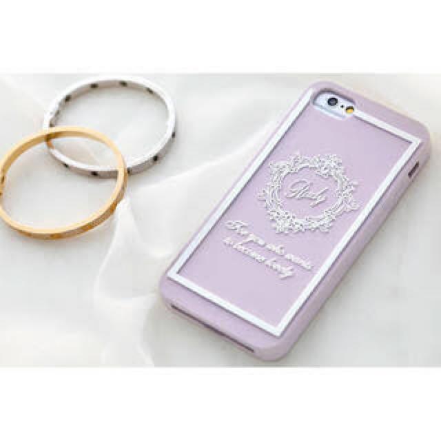 Rady - 💜早い者勝ち❤Rady ホテルシリーズ iPhoneケースの通販 by 💙Riii mama  Shop💙|レディーならラクマ