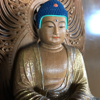 釈迦如来坐像(彫刻/オブジェ)