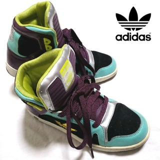 アディダス(adidas)の◇adidas◇RESPECT ME Contemp BB MID 23.5cm(スニーカー)