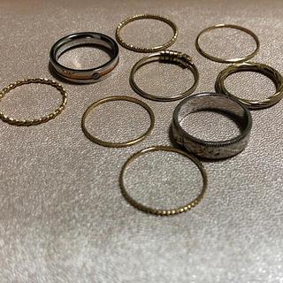 エイチアンドエム(H&M)の指輪(リング(指輪))