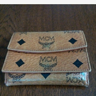 エムシーエム(MCM)のレアMCM 三つ折り財布(財布)