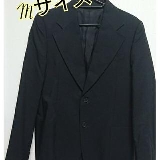 コスチュームナショナル(CoSTUME NATIONAL)の限定価格!超レア 黒 テーラード ジャケット メンズ Mサイズ(テーラードジャケット)