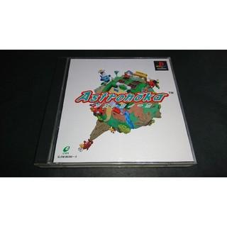 プレイステーション(PlayStation)のPS アストロノーカ(家庭用ゲームソフト)