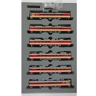 カトー(KATO`)の室内灯付き♪キハ82系 6両基本セット KATO Nゲージ(鉄道模型)