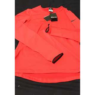 ナイキ(NIKE)の【新品】NIKE ナイキ Tシャツ インナー ヒートテック 赤(Tシャツ(長袖/七分))