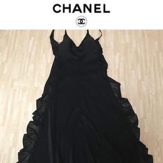 シャネル(CHANEL)のCHANELシャネル 2009春夏コレクション レディース ロングドレス(ロングドレス)