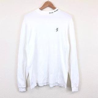 ゲージデザイン(Gauge Design)のGauge Design メンズ 長袖 コットン 100% 白 L サイズ(Tシャツ/カットソー(七分/長袖))