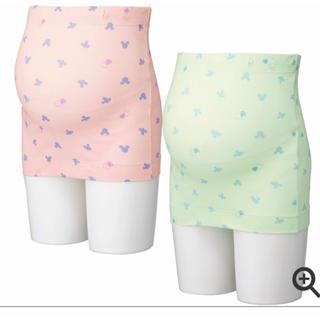 ディズニー(Disney)の新品 ディズニー プリント 妊婦帯 腹帯 M 2枚 セット(マタニティ下着)