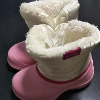 スノーブーツ/16㌢(長靴/レインシューズ)