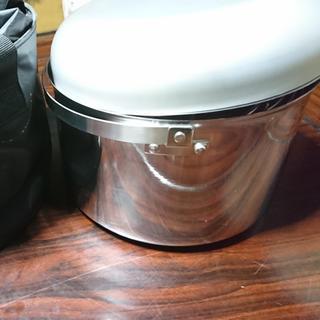ユニフレーム(UNIFLAME)のユニフレーム fan5 DX fanカゴ 山ケトル900 クッカーセット(調理器具)