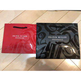 フランクミュラー(FRANCK MULLER)のフランクミュラー 紙袋(ショップ袋)