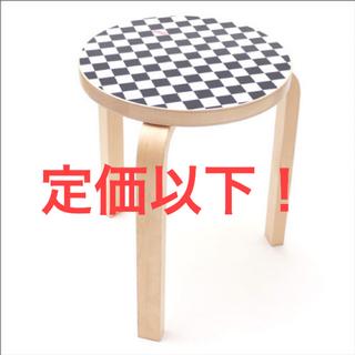 シュプリーム(Supreme)のsupreme Artek stool 60 checkerboard 17SS(スツール)