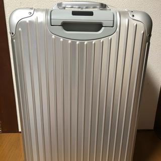 リモワ(RIMOWA)のRIMOWA リモワ トパーズ E-Tag付き 美品(トラベルバッグ/スーツケース)
