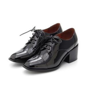 ジェフリーキャンベル(JEFFREY CAMPBELL)のJeffrey Campbell✳︎レースアップシューズ(ローファー/革靴)