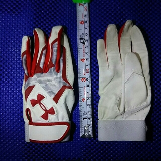 【キラキラ様専用】バッティンググローブ(左右)サイズ:SS(野球)