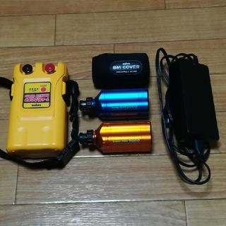 ダイワ(DAIWA)の電動リール リチウム電池(中古)(その他)