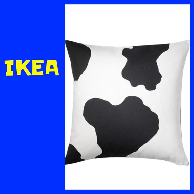 IKEA(イケア)のIKEA RANVEIG クッションカバー インテリア/住まい/日用品のインテリア小物(クッションカバー)の商品写真