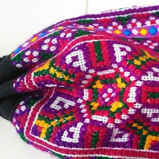 マライカ(MALAIKA)のタイ産 モン族 ターバン ヘアバンド型@MALAIKA(ヘアバンド)
