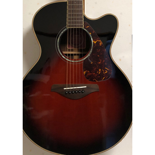 値下 YAMAHA(ヤマハ)FJX905SC TBS(アコースティックギター)
