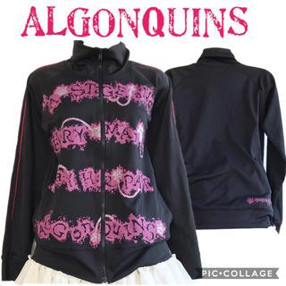 アルゴンキン(ALGONQUINS)のアルゴンキン プリントジャージ  (トレーナー/スウェット)