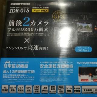 m.t.t.様 コムテックドライブレコーダーZDR015(セキュリティ)