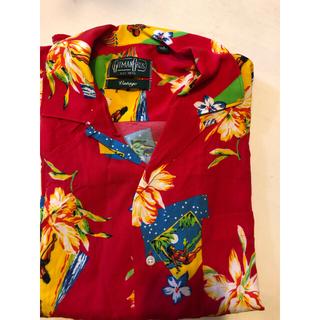 インディヴィジュアライズドシャツ(INDIVIDUALIZED SHIRTS)のギットマンヴィンテージ/GITMAN VINTAGE オープンカラーアロハシャツ(シャツ)