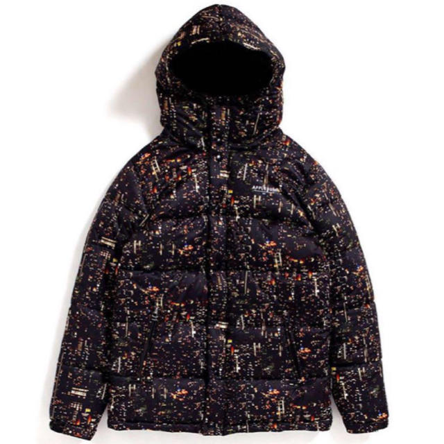 APPLEBUM(アップルバム)のAPPLEBUM BABYLONVIEW INNER COTTON JACKET メンズのジャケット/アウター(ダウンジャケット)の商品写真