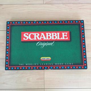 scrabble スクラブル   ゲーム(オセロ/チェス)