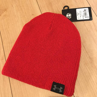 アンダーアーマー(UNDER ARMOUR)のアンダーアーマー  新品 ニット帽(ニット帽/ビーニー)
