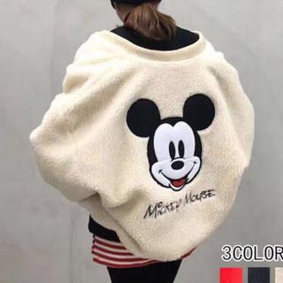 ディズニー(Disney)のミッキー⋆*ボアジャケット(その他)