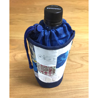 ミナペルホネン(mina perhonen)のミナペルホネン  ペットボトルカバー 保冷保温(弁当用品)