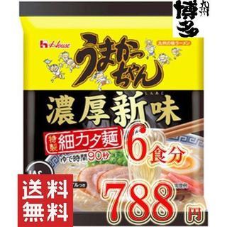 からし菜様専用うまかっちゃん新味6食分 辛子高菜12食分(麺類)