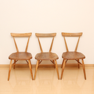MARGARET HOWELL - 希少☆ ERCOL(アーコール) スタッキング キッズ チェア③
