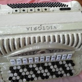 ボタンアコーディオンVictoria(アコーディオン)