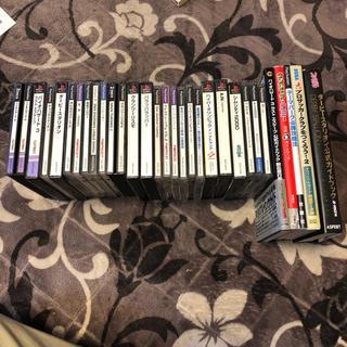 プレイステーション(PlayStation)のプレイステーション ソフト25本 攻略本5冊(家庭用ゲームソフト)