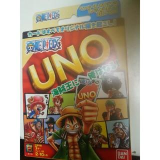 新品未開封 ワンピース UNO(トランプ/UNO)
